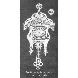 TRAFORO SU CARTA N°210 - AMATI