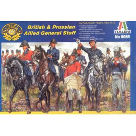 Stati maggiori alleati Inglesi e Prussiani - ITALERI