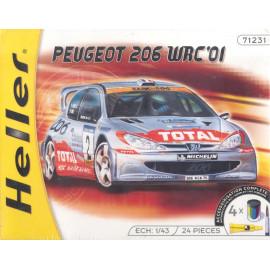 PEUGEOUT 206 WRC 2001