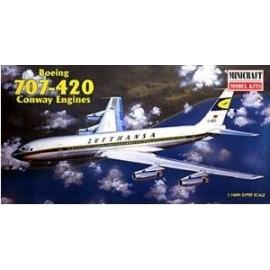 BOEING 707-300 JT4-D Engines