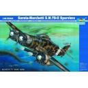 S.M. 79-II SPARVIERO - TRUMPETER