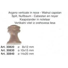 ARGANO VERTICALE 14x20mm
