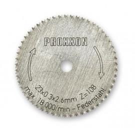 LAMA DI RICAMBIO MICRO CUTTER - PROXXON