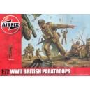 WWII British Paratroops  AIRFIX