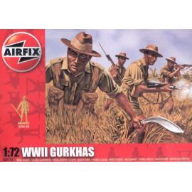 WWII Gurkhas - AIRFIX