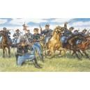 Cavalleria Unionista - 6013  guerra civile americana