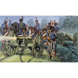 Artiglieria Francese - 6018 era napoleonica