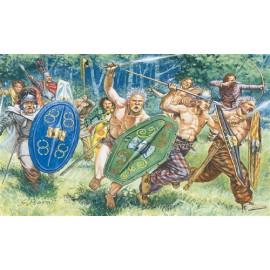 Guerrieri Galli - I Sec. AC - 6022 era romana