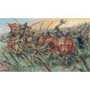 Cavalieri e arcieri Inglesi- 6027 medioevo