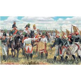 Stato Mag. austriaco e russo- 6037 era napoleonica