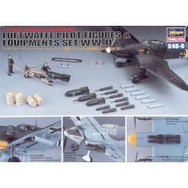 AIRCRAFT WEAPONS C - HASEGAWA