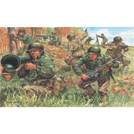Fanteria Americana WWII - ITALERI