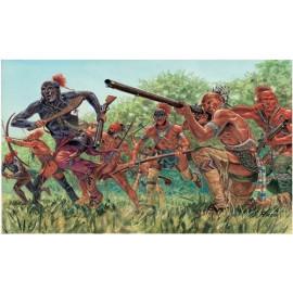 Guerrieri Indiani - 6061 guerra indipendenza americana