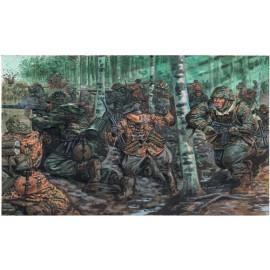 Truppe d'elite tedesche WWII - ITALERI
