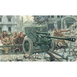 Antitank Gun ZIS-3 - 6097 WWII