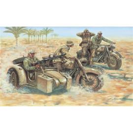 GERMAN MOTORCYCLES - 6121 WWII