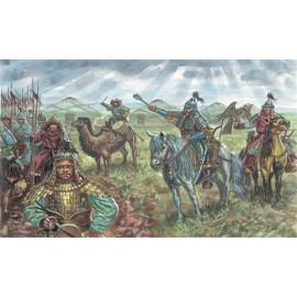 Cavalleria Mongola - 6124 medioevo