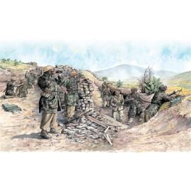 Paracadutisti Tedeschi (trop.) - 6134 WWII
