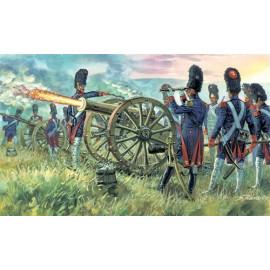 Artiglieria Guardia Imperiale - 6135 era napoleonica