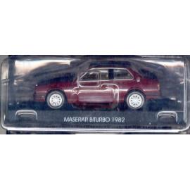 MASERATI BITURBO SPYDER 1985