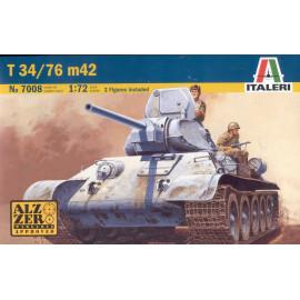 M4A1 Sherman - ITALERI