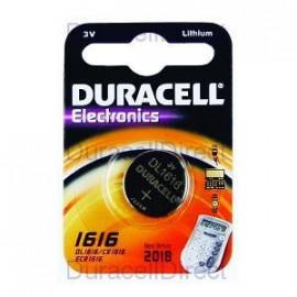 DL1620 Pila Bottone Duracell 3v