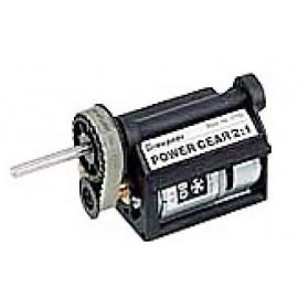 Riduttore Power Gear 2:1 - GRAUPNER