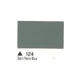 124 SATIN PETROL BLU - HUMBROL