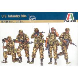 U.S. INFANTRY 90S - ITALERI