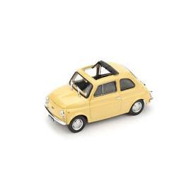 FIAT 500R GIALLO TAHITI - VITESSE