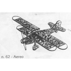 TRAFORO SU LEGNO N°44 - AMATI