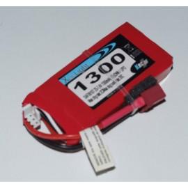 Lipo Xell-Sport 7.4V 1250MAH RC SYSTEM