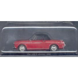 FIAT 1600 S CABRIOLET - 1965