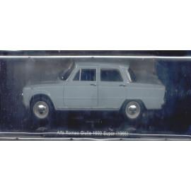 ALFA ROMEO GIULIA 1600 SUPER (1965)