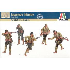 JAPANESE INFANTRY - ITALERI
