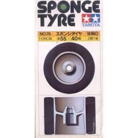 SPONGE TYRE - TAMIYA