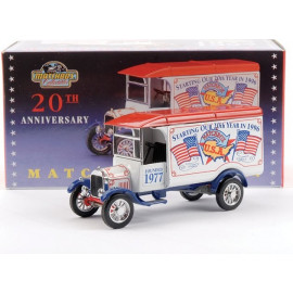 FORD MODEL TT VAN - MATCHBOX