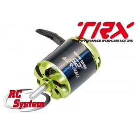 TRX .15 3536 1250kv  - RC SYSTEM