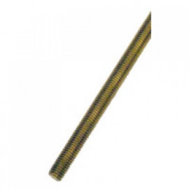 BARRA FILETTATA OTTONE 2,5mm