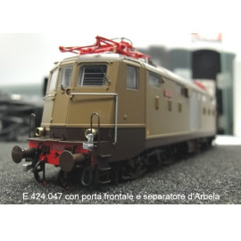 Locomotiva Elettrica E 646 158 FS - RIVAROSSI