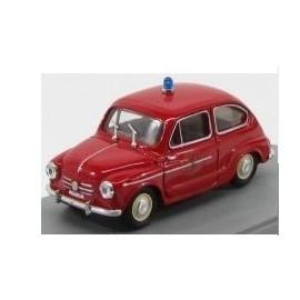 FIAT 600 D VIGILI DEL FUOCO