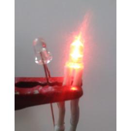 LED LUCE ROSSA 3mm