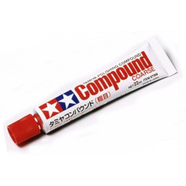 COMPOUND COARSE  TAMIYA