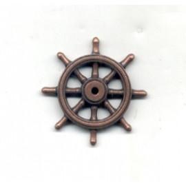 RUOTA TIMONE  30mm