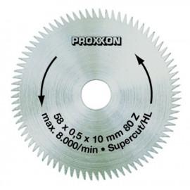 LAMA SEGA CIRCOLARE SUPER CUT - PROXXON