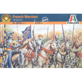 FRENCH WARRIORS - ITALERI