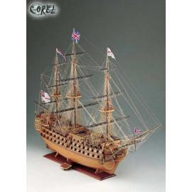 HMS VICTORY COREL