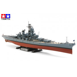 U.S. Battleship BB-63 Missouri 1:350