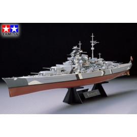 German Battleship Bismarck 1:350