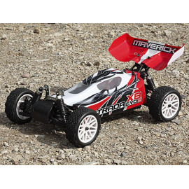 STRADA XB EVO S BRUSHLESS   MAVERIK